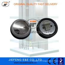 JFOtis 4 Pin Red Mirror Elevator Button Push Button (China Made)
