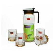 High Quality Glass Jug Set Kitchenware Kb-Jh06176