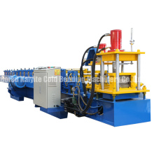 Automatic C Purlin Roof Roll Forming Machinery