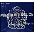 Hot sale star Custom Pageant Crowns