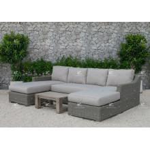 BORA BORA - Meistverkaufte Poly Rattan Outdoor Sofa Sets für Garten