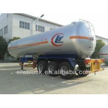 3axle 47.58cbm lpg tansport semi trailer,lpg tank semi trailer,cheap semi trailers