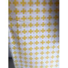 tissu imprimé polycoton pour textile de maison