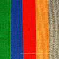 Poliéster Não-Tecidos Plain Red Exhition Carpet
