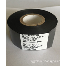 black hot stamping foil for expiry date coding machine
