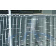 Metal Fence with Double Loops in Best Price