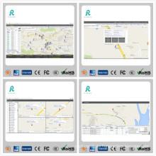 GPS de seguimiento en tiempo real de software GS102