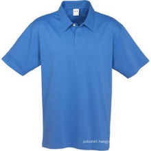 100% Organic Cotton Custom Design Polo Shirt