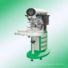 Пневматический 2-Цвет принтер пусковой площадки с конвейера (СП-150/2Д, поднос чернил)