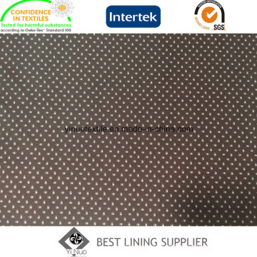 100 poliéster men \ 's inverno jaqueta impressão forro tecido china fabricante