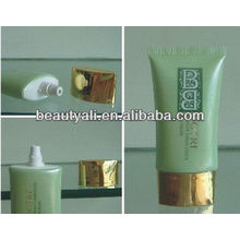 Dia.35mm flat cosmetic tube for cream