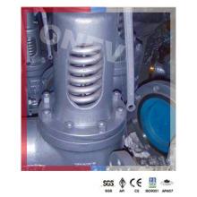 "Wcb Hand Manual Safety Valve for Vapor Steam (6""-150LB)"
