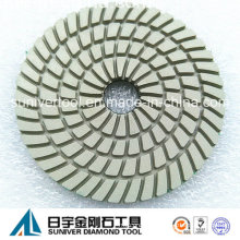 Professional Diamond Polishing Pads for Stone Machine