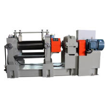 Rubber Plastic Mixing Mill Rubber Machine