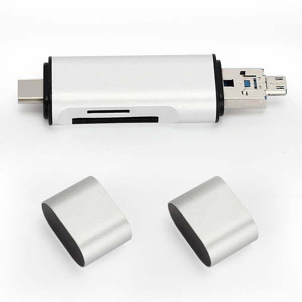 Dual Port USB Flash Drive