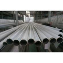 Tubo de água fria de aço inoxidável SUS304 GB (101,6 * 2,0)