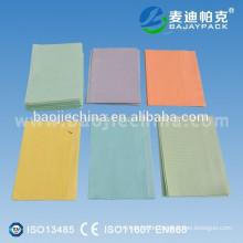 Medizinische Papierserviette 33x45cm