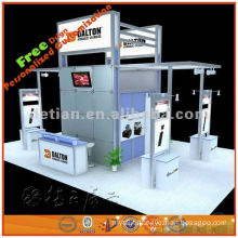 Modern and Low Price Exhibition Booth,portable booth kiosk design from Shanghai China