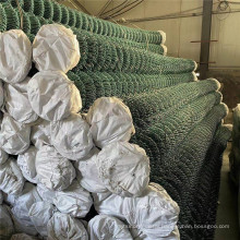 wholesale design coated chain link fence galvanized chain link fence for sale