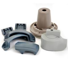 Shenzhen top plastic injection moulding moulded parts maker molding mould