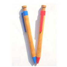 Regalo promocional de Eco Clip de color Ballpen