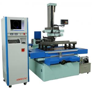 DK7763 +-45 degree CNC Wire Cut EDM Machine