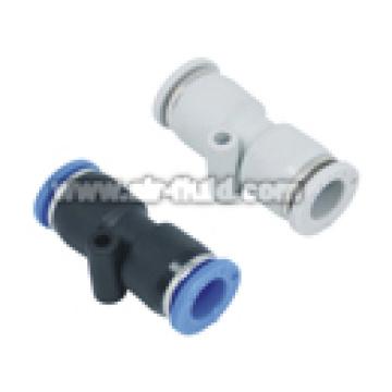 APU Union Straight Plastic Push in Fittings