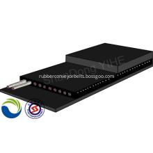 Electricity industrial steel cord conveyor belt