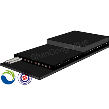 Electricity industrial steel cord conveyor belt