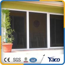 Anti-vol anti-effraction incassable en acier inoxydable fenêtre de sécurité usine d'écran