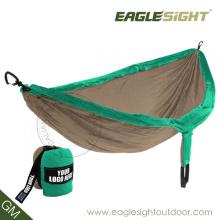 Best for Backpacking Hamac à double parachute compressé