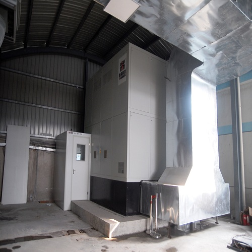High voltage Electric Solid  Heat Storage boilerwind Supply boiler