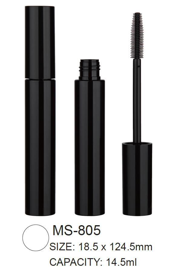 round mascara packaging
