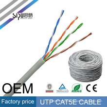 SIPU high quality lan cat5e 4p 24awg rj45 specification utp cat 5 cable