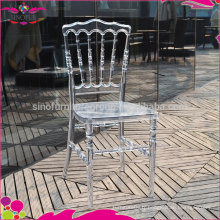 Banquet party usage chaises royales