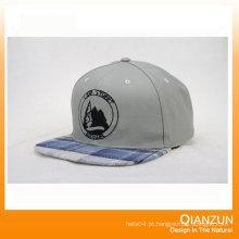 Chapéus de Snapback do painel do bordado 3D 6 para a venda