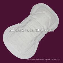 almohadilla de incontinencia para mujer de flujo pesado