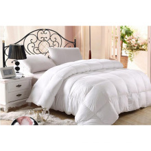 New Collection Bed Modern Style Bed Plain White Hotel/Home Bedding Linen (WS-2016233)