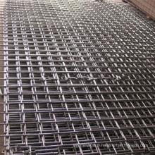 Treillis métallique soudé par barre d'acier nervurée