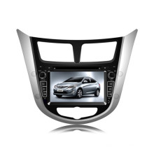 Yessun Auto DVD / Navigation / GPS für Hyundai Verna (TS7258)
