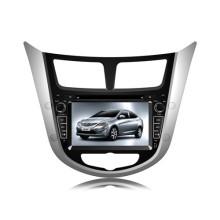 Yessun carro DVD / navegação / GPS para Hyundai Verna (TS7258)