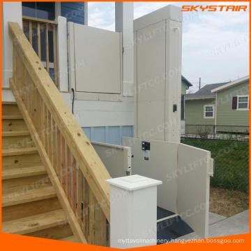 3.5M Indoor and outdoor wheelchair lift elevator