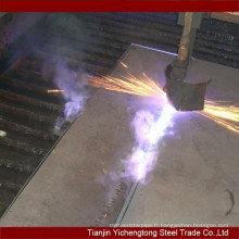Prix pas cher!!! Haute qualité 50Mn haute plaque en acier laminé à chaud en alliage / tôle d'acier