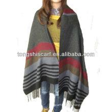 последней моде японская шаль шарфы