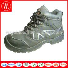 Изготовленные на заказ прочные кожаные рабочие защитные ботинки SRC