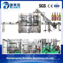 Glass Bottle Automatic Beer Bottling Plant for Sale