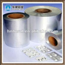 pharm aluminium blister foil