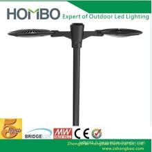 Borne d'éclairage de la voie LED