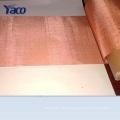16mesh 20mesh cobre vermelho metal tecido rolo 1x30m