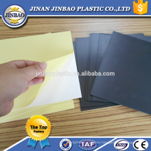 PVC Foam Board For Photo Album With Yellow Paper On The Surface